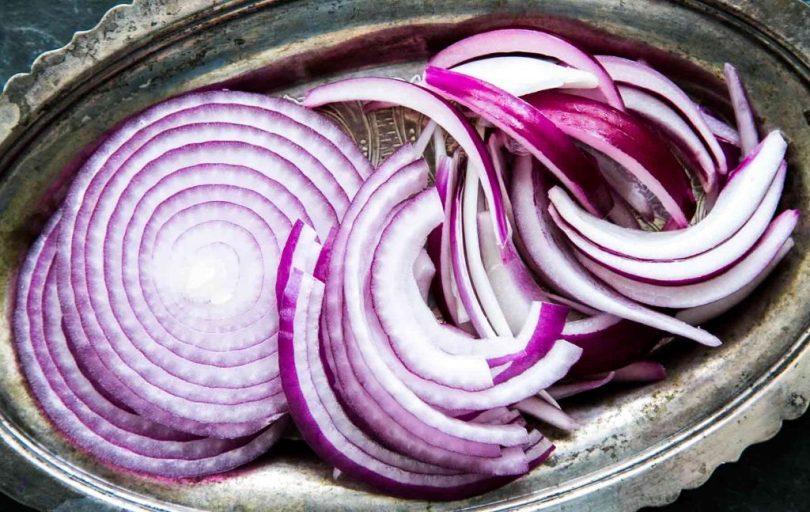 onions....