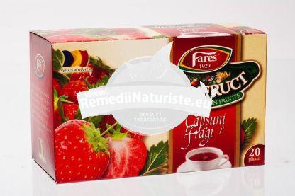 CEAI AROMFRUCT CAPSUNI+FRAGI 20dz FARES Tratament naturist aromat