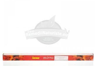 BETISOARE PATRATE MYRRH ROSIMPEX Tratament naturist betisoare indiene pentru aromatizarea incaperilor aromatizarea incaperilor