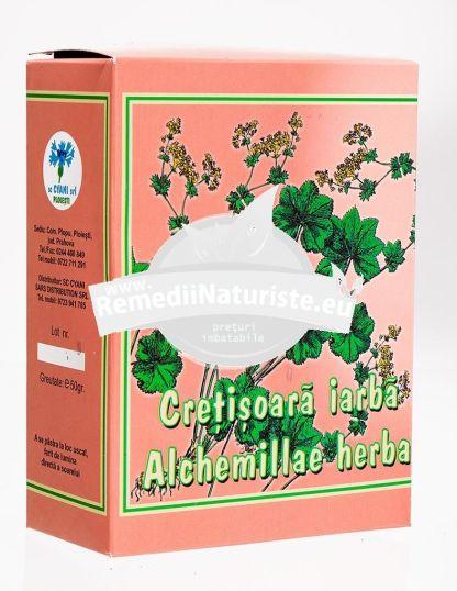 CEAI CRETISOARA 50gr CYANI Tratament naturist tulburari menstruale zona pelviena astringent