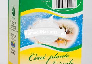 CEAI IENUPAR FRUCTE 50gr STEFMAR Tratament naturist diuretic antiseptic digestiv carminativ
