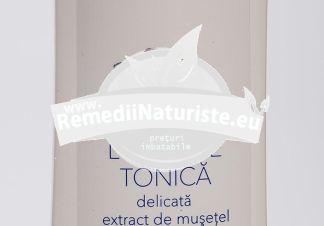 LOTIUNE FATA CU EXTRACT DE MUSETEL 200ml COSMETIC PLANT Tratament naturist curata si tonifica tenul curata fardurile si impuritatile tonifica