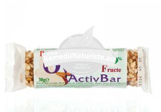 BATON OVAZ IAURT+3 (ALUNE+MERE+SCORTISOARA) 30gr ROMMAC Tratament naturist aliment naturist pentru o dieta sanatoasa dieta sanatoasa