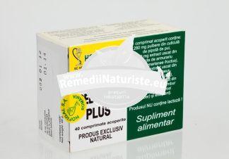 REDIGEST PLUS 40cpr HOFIGAL Tratament naturist boli digestive cronice diete dezechilibrate hepatita cronica ulcer gastric si duodenal