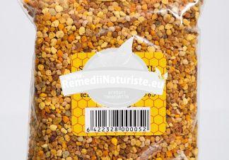 POLEN GRANULE 100gr APISALECOM Tratament naturist denutritie proteica afectiuni hepatice digestive distrofii