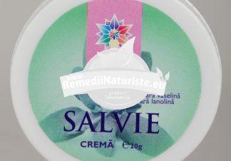 CREMA SALVIE 20ml SANTO RAPHAEL Tratament naturist plagi purulente intepaturi de insecte eczeme eczeme