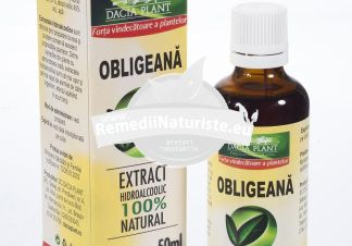 TINCTURA OBLIGEANA 50ML DACIA PLANT Tratament naturist analgezic sedativ indigestie digestie dificila