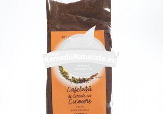 CAFELUTA DE CEREALE SI CICOARE NATUR PUNGA 250gr SOLARIS Tratament naturist inlocuitor de cafea uz alimentar inlocuitor de cafea