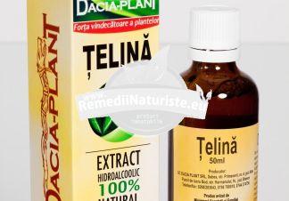 TINCTURA TELINA 50ml DACIA PLANT Tratament naturist vitalitate afrodisiac insuficienta suprarenala eczeme pe fondul unor tulburari glandulare
