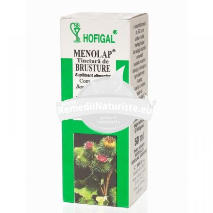 TINCTURA BRUSTURE 50ml HOFIGAL Tratament naturist afectiuni renale eczeme litiaza renala infectii ale aparatului urinar