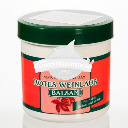 BALSAM VITA DE VIE HERBAMEDICUS 250 ml SENSSITIVE Tratament naturist picioare obosite vene