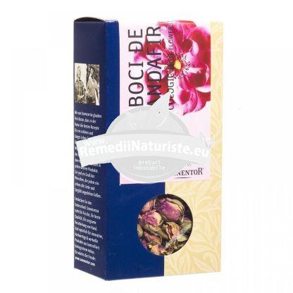 CEAI BOBOCI DE TRANDAFIR BIO 30gr SONNENTOR Tratament naturist savoare divina de ceai