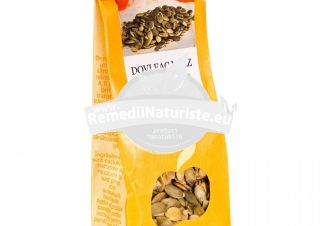 SEMINTE DOVLEAC 150g LONGEVITA Tratament naturist aliment ecologic pentru o dieta sanatoasa seminte de dovleac