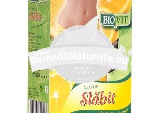 CEAI SLABIT CU LAMAIE BIOVIT 50gr NATURAVIT Tratament naturist duce la eliminarea surplusului de grasime slabire