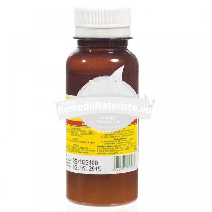 MIXTURA MENTOLATA 100g HIPOCRATE Tratament naturist tonica protectie a pielii arsuri intepaturi de insecte