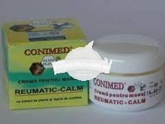 CREMA REUMATIC-CALM 50ml ELZIN PLANT Tratament naturist crema antireumatica reumatism