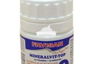 MINERALVIT TOP 40cps FAVISAN Tratament naturist vitamine si minerale necesar de vitamine si minerale imunitate osteoporoza