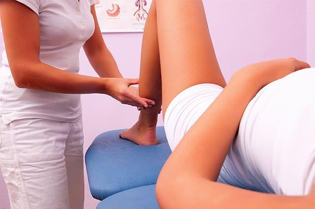 massagem-para-drenagem-linfatica Veja como emagrecer as pernas