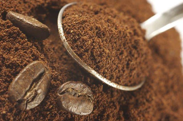 Para retirar o cheiro de peixe da geladeira, pode-se usar o pó do café