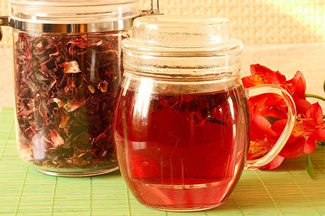 Aproveite e desfrute dos benefícios do hibisco