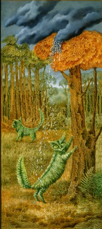 El Gato Helecho, 1957.
