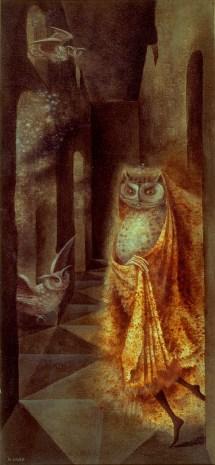 Caza Nocturna, 1958.