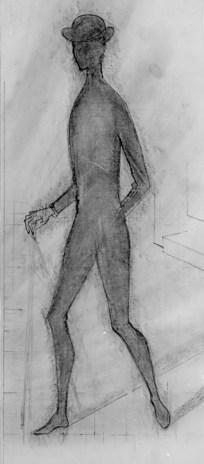 Fenómeno (Dibujo Previo), 1962.