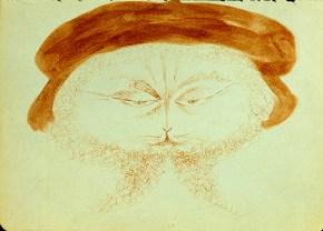 Personaje Felino, 1945