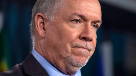 Trans Mountain JOHN HORGAN