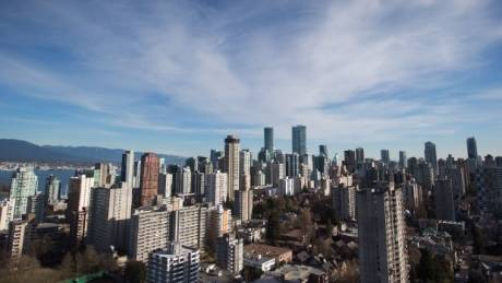 vancouver real estate like a pancake