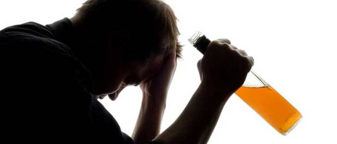 alcohol as depressant
