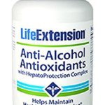 Life Extension Anti-Alcohol Antioxidant Capsules