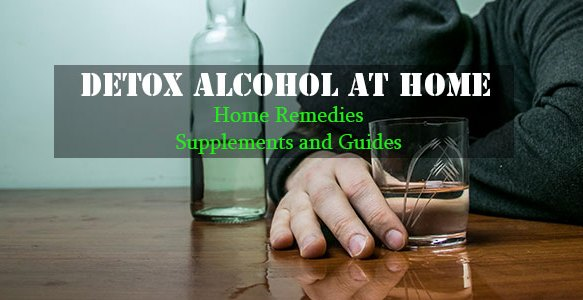 Detox from alcohol at home