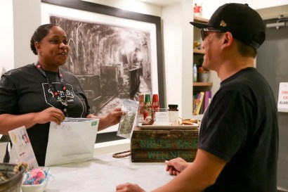 customer experience at silver sage wellness
