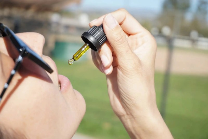tinctures and oils