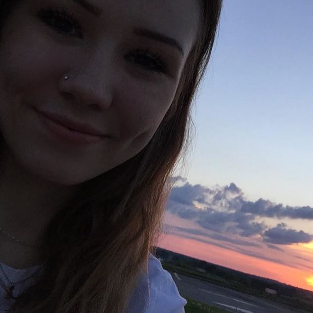 Caitlin Frangel sunset