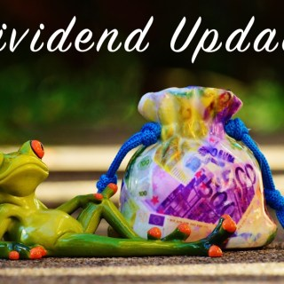 Dividend Update - Relaxing Frog