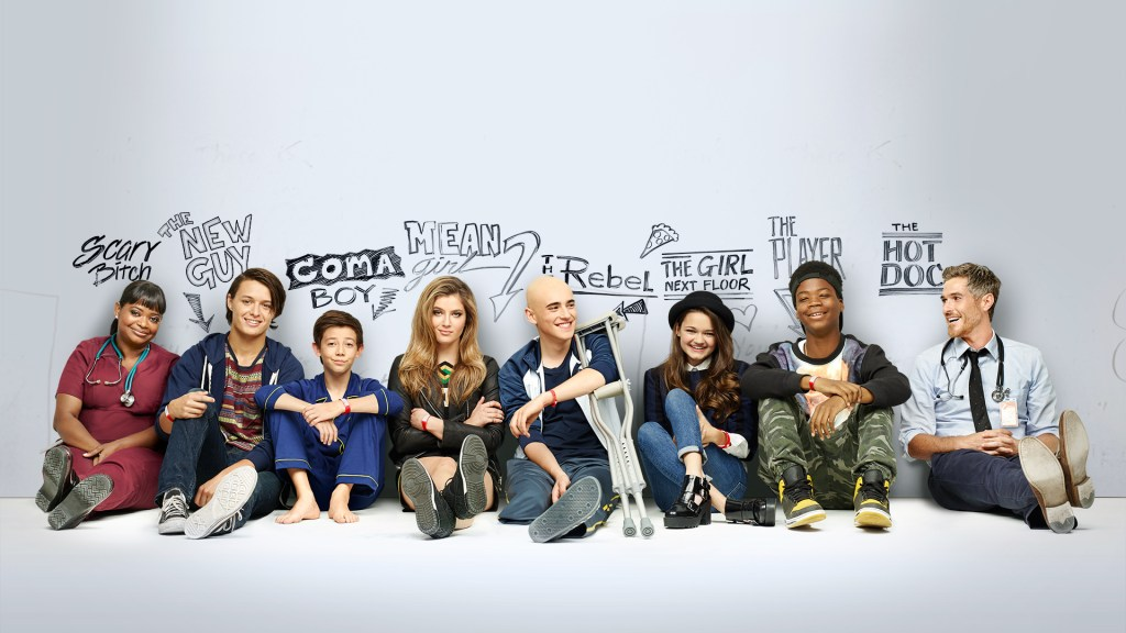 Foto oficial do elenco de Red Band Society