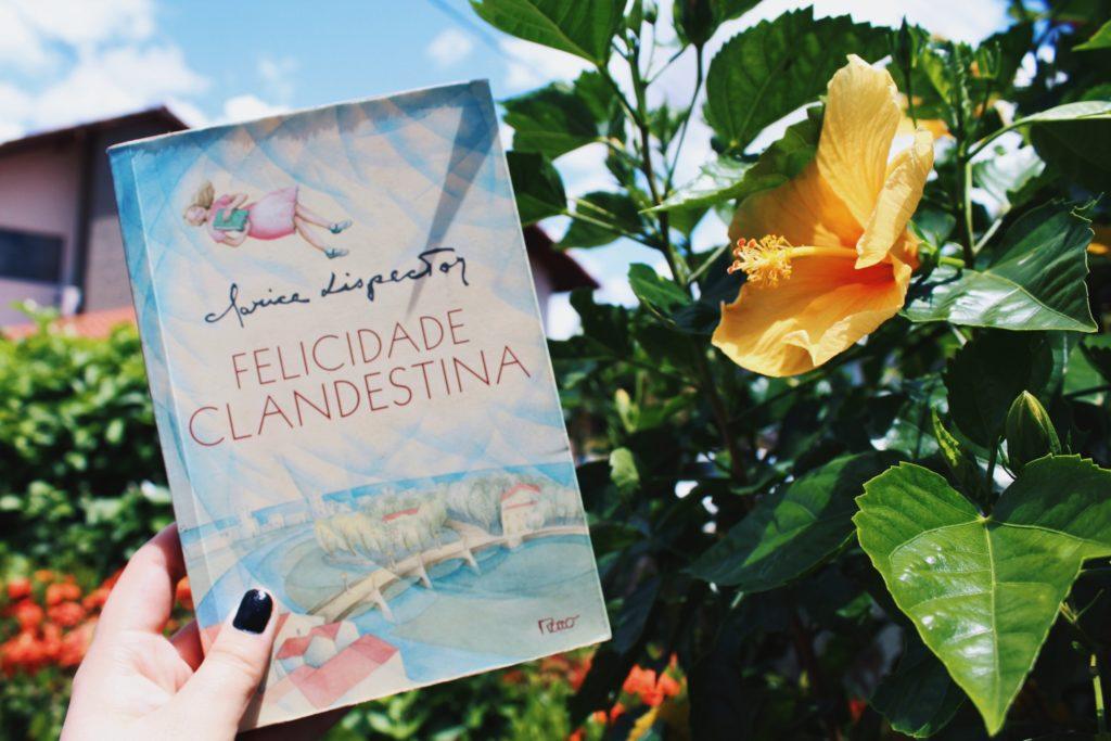 Foto do livro Felicidade Clandestina