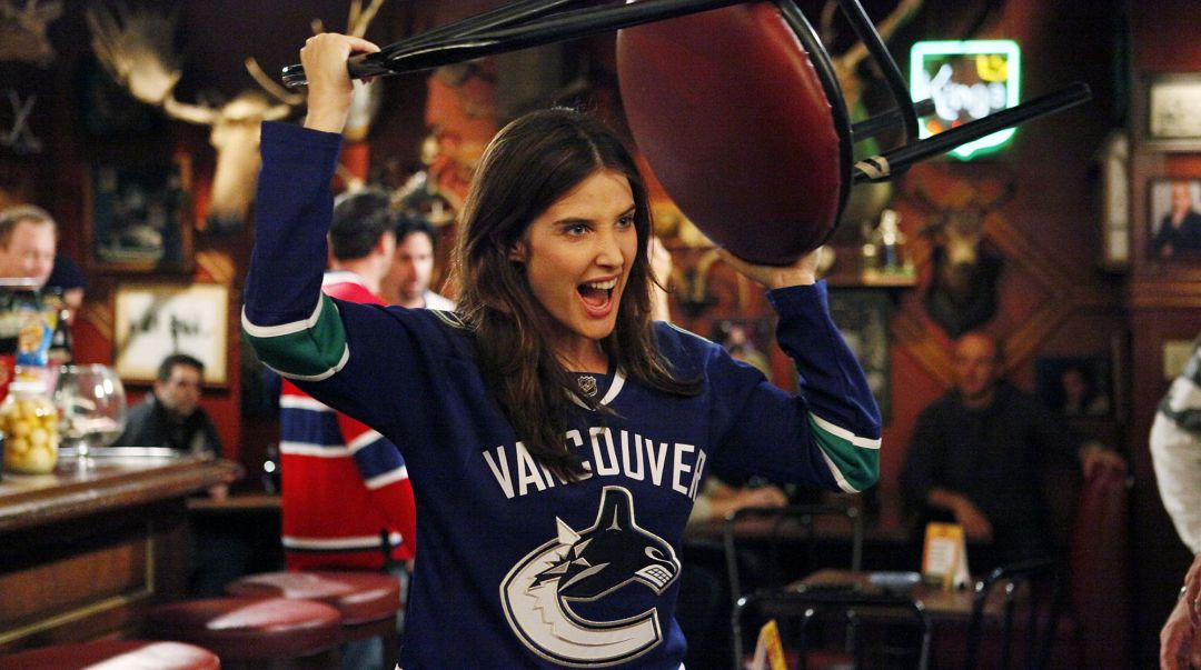 Robin Scherbatsky personagem de How I Met Your Mother