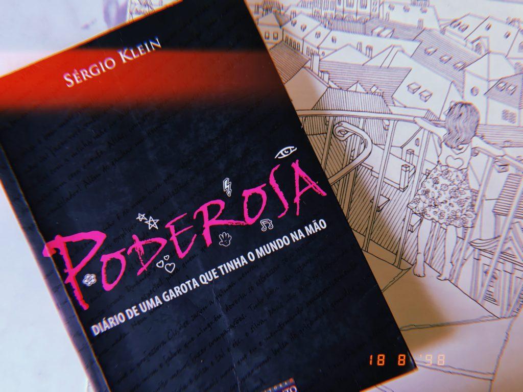 foto do livro Poderosa