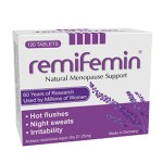 Pack of Remifemin 120 Tablets