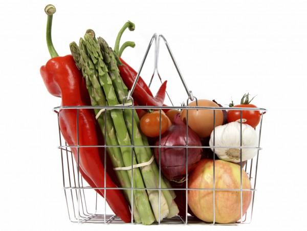 Health Food Basket