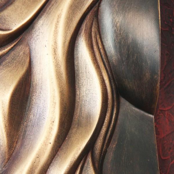 Mujer - Escultura de fundición de bronce - Escultor Remigio Vidal 02