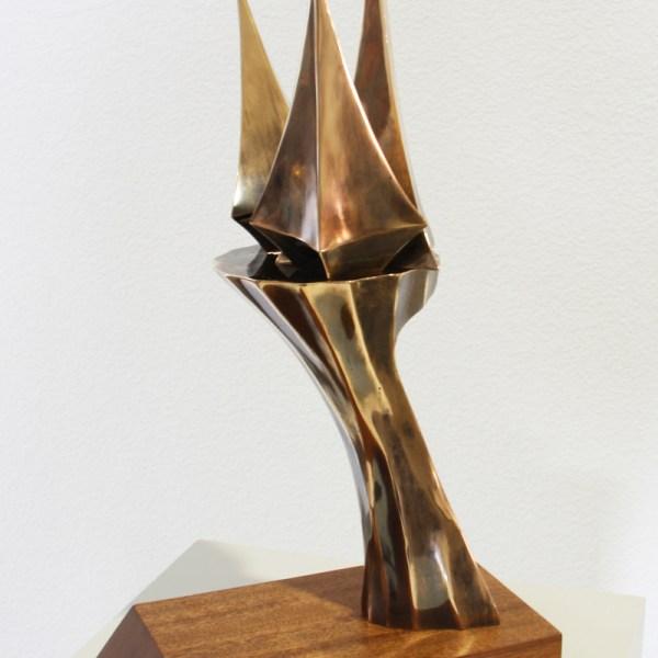 Tres Reyes - Esculturas de fundición en bronce - Escultor Remigio Vidal 02