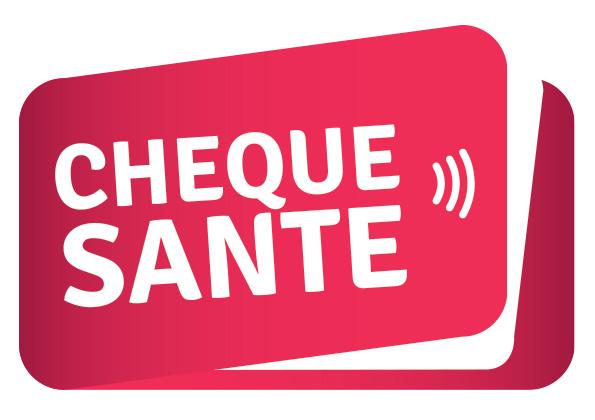 Logo du chèque santé