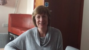 Heather Brown, our Wellesbourne dementia friendly Café