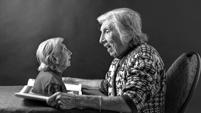 A Mother And Son's Photographic Journey Through Dementia