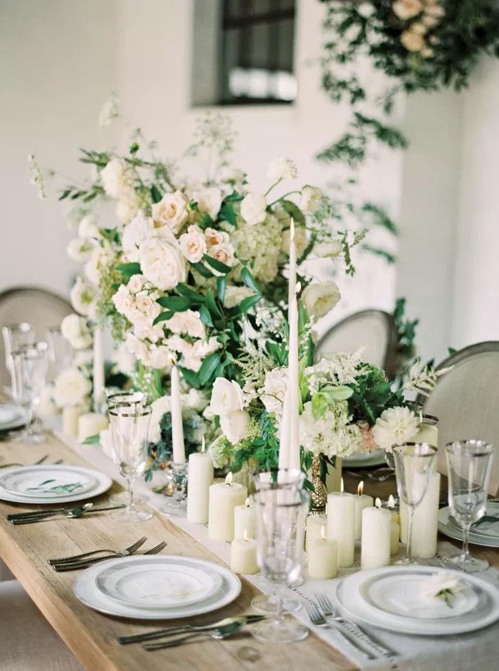 White Haute - A Modern Wedding Style With a Timeless Palette
