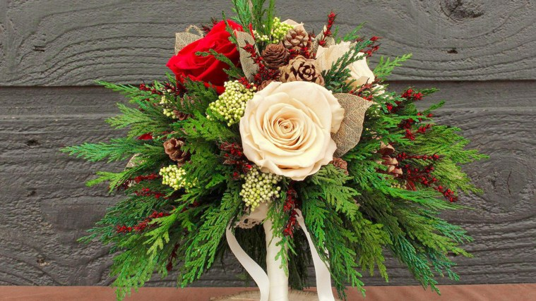 Christmas Wedding Style - Here Are Some Ideas On How We Can Make Christmas Wedding Special?